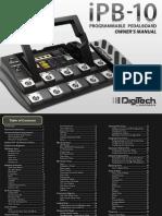 iPB-10 Manual v0.5