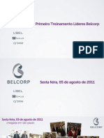BELCORP BRASIL - Fotos do 1 Encontro de Lideres - Treinamento