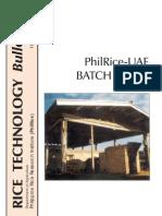 15987511 TB09 PhilRice UAF Batch Dryer