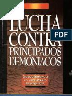 Rita Cabezas- Lucha Contra Principados Demoniacos