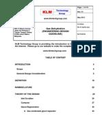 Engineering Design Guidelines Gas Dehydration Rev01web