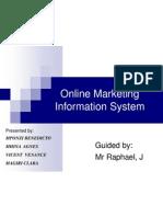 Online Marketing Slides