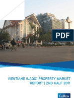 Vientiane (Laos) Property Market Report 2nd Half 2011 w