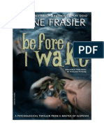 Before I Wake Anne Frasier