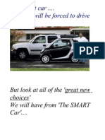 The Smart Car - Blended Words