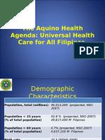 UHC Powerpoint Presentation (Secretary Ona)