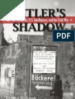 Nazi War Criminals, U.S. Intelligence, And the Cold War
