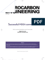 Hydroc Engineering MDEA