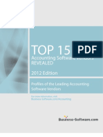 Top 15 Accounting