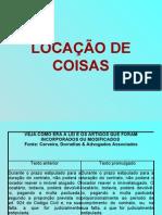 LOCAÇÃO DE COISAS 01