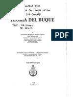 Teoria Del Buque - Bonilla