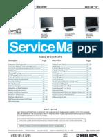 Philips Xh3 Hp l1502 l1523 Compaq Fp5315