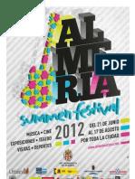 Almeria Summer Festival