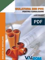 Carte tehnica PVC