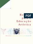 roteiro educação artística