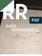 RR Autograph Auction July2012