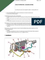 307 - B1GA00K1 - Principles of Operation Cooling System