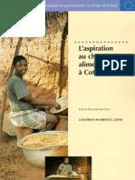 L'aspiration au changement alimentaire à Cotonou, Bénin