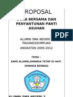 Cover Proposal Buka Bersama