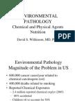 Environmental Diseases, (PowerPoint File)