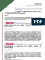 Resumen de Prensa 02-07-2012
