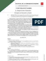 BOCM-20120528-Nuevas Asignaturas Del BAEMD
