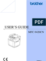 Mfc-9420cn Ukengusr A