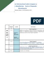 II Congreso Internacional sobre Lenguas y Dinámicas IdentitariasPROGRAMA27junio (1)