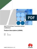 RTN 950 Feature Description(U2000)-(V100R003C03_01)