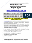 BSE CERTIFICATION IN SECURITIES MARKETS. MOCK TEST AT WWW.MODELEXAM.IN
