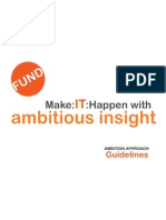 Ambition Approach Fund Guidelines