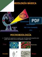 Historia de La Microbiologia. Capitulo i