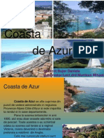Presentare Coasta de Azur