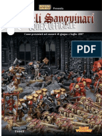 Warhammer 40K ITA - Codex Angeli Sanguinari (2007) + FAQ White Dwarf