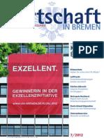 Wirtschaft in Bremen 07/2012 - Wirtschaftsempfang