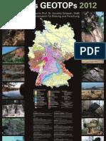 Poster Tag Des Geotops 2012