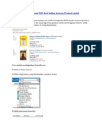 Cara Mendapatkan Alamat RSS Best Selling Amazon Products Untuk Autoblogging