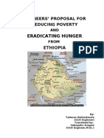 Proposal to Eradicate Hunger in Ethiopia