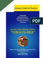 Oral Health Tobacco Cessation