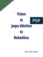 Juegos Didácticos de Matemáticas