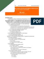 Droit Des Oi Plan 2012-2013