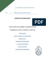 Tratado de Libre Comercio de America Del Norte ( Nafta)