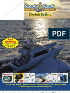 crook & crook marine, electronics & fishing supplies catalog 2011, Fishing Gear