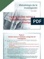 PPT Parte 3 Modelo Teorico e Hipotesis