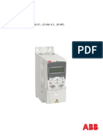 ABB ACS350 Users Guide