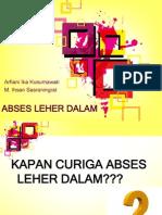 ABSES LEHER DALAM