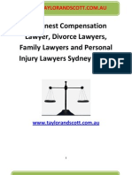 Knowing More About Compensation Lawyer