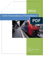 Cortes Venezolanas