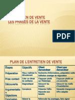Phases de Vente LPTC2011