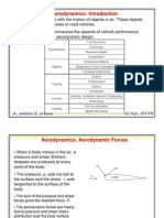 4-Lecture Notes Aerodynamics Introductory Lecture